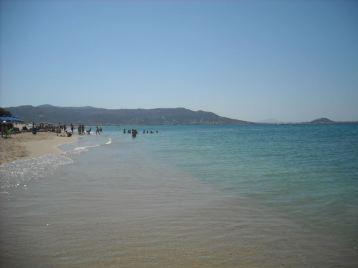Plaka spiaggia