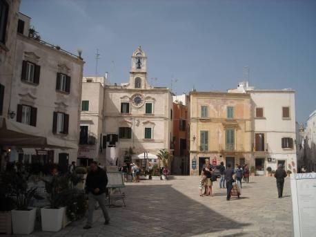 Polignano centro storico