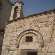 Polignano chiesetta